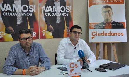 Ciudadanos Caravaca pide al Partido Socialista que no crispe ni enturbie la vida pública
