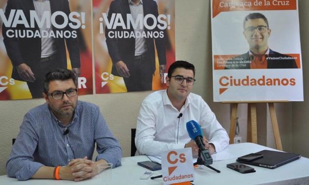 Partido Popular y Ciudadanos gobernarán Caravaca en coalición