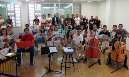 El Conservatorio de Caravaca se integra en el festival Vaca Pop con un concierto de rock sinfónico programado para este viernes