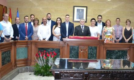 José Vélez Fernández es investido alcalde de Calasparra