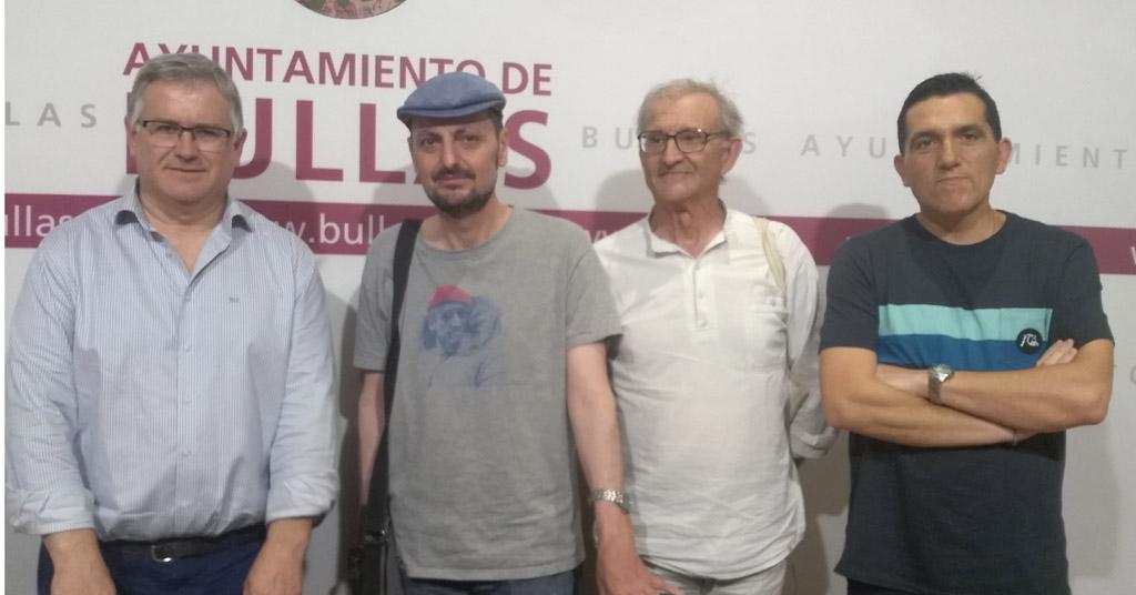 Presentado en Bullas el Consejo para la Defensa del Noroeste de la Región de Murcia