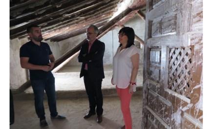 La rehabilitación de la Casa Museo de los Caballos del Vino se completará con la adecuación de la bodega y la tercera planta