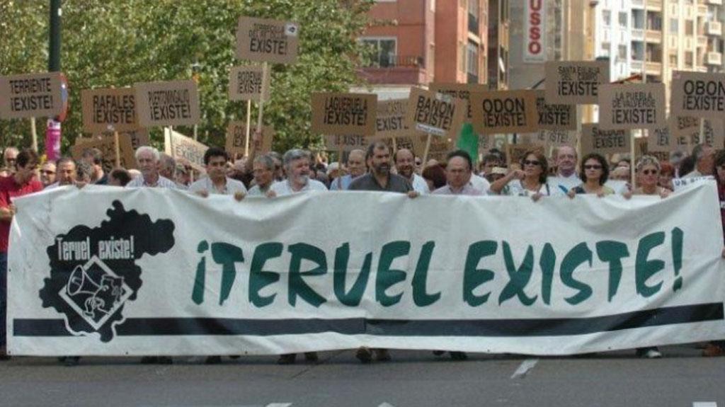 Por favor, arreglen Teruel