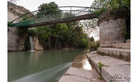 Los baños en el Río Segura