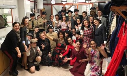 El grupo Alegría recoge su premio Buero de teatro joven