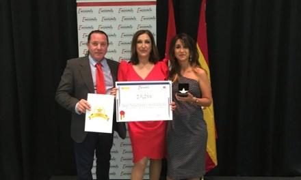 La empresa calasparreña de turismo activo «Qalat, Naturaleza y Aventura» recibe el premio 'Estrella de Oro' 2019