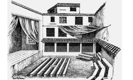 20 de Noviembre de 1603: Construcción de un patio de comedias