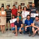 Entregados los premios del XII Fotorrally