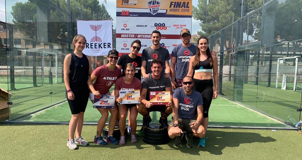 "Northwest Box triunfa en ""The Battle Summer"" celebrado en Vall de Uxó"