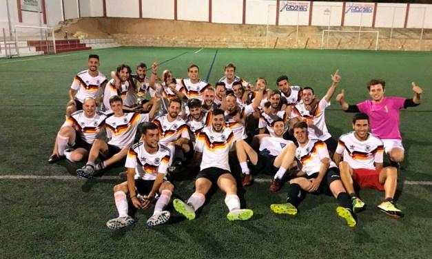 Platea se hace con el campeonato de verano de fútbol de Bullas