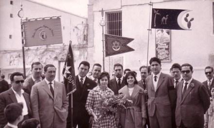 Pepe Molina, Manolita Abril y los primeros Dragones