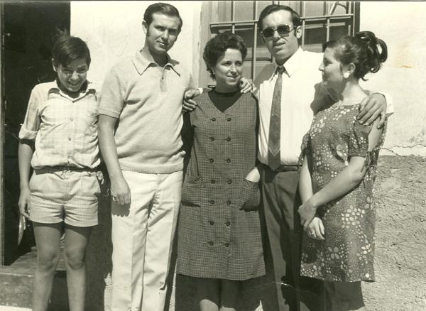 La tercera generación de Cucharas. 1970