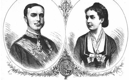 23 de enero de 1878: El Ayuntamiento regala Cruces de Caravaca a Alfonso XII con motivo de su boda
