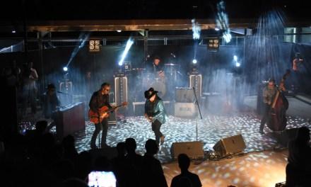 Apoteósica noche «rockabilly» en el Cuervarrozk