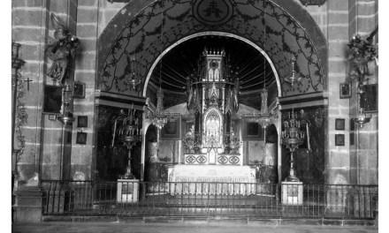 13 de marzo de 1846: Solicitud de declaración del Templo de la Ssma. Y Vera Cruz como Santuario Célebre