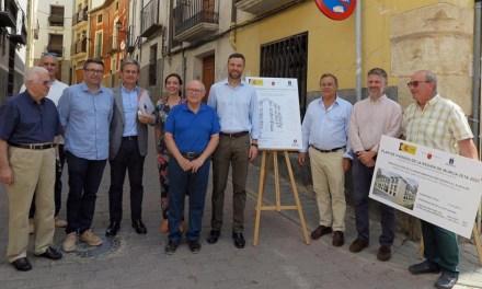 Un total de 26 inmuebles de Caravaca de la Cruz han obtenido ayudas para la promoción de viviendas de alquiler por 707.900 euros