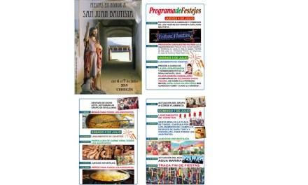 El Barrio de la Plaza de Toros de Cehegín celebra sus fiestas en Honor a San Juan Bautista