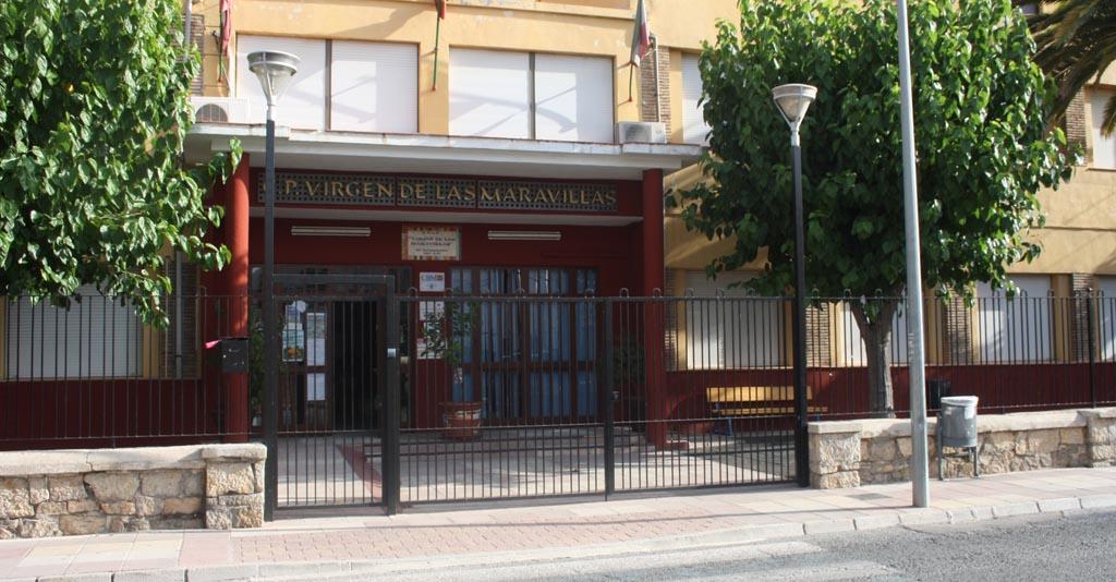 El CBM de Infantil y Primaria Virgen de las Maravillas de Cehegín, entre los 13 centros de la Región que reciben el 'Sello de Vida Saludable'
