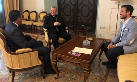 El Obispo garantiza que la iglesia del Convento de La Encarnación seguirá abierta y la reliquia de la Santa Espina mantendrá su capilla