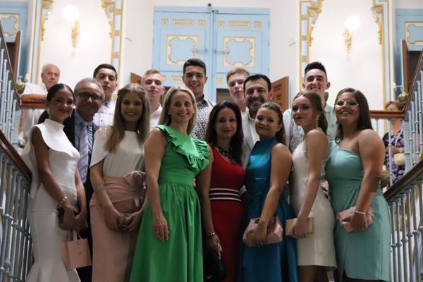 Presentada la Corte de Honor de las Fiestas Patronales 2019