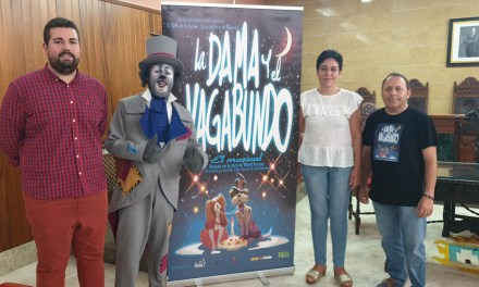 «La dama y el vabagundo», en Calasparra: un musical para disfrutar toda la familia