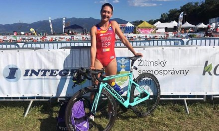 Laura Durán representará a España en el Mundial de Triatlón