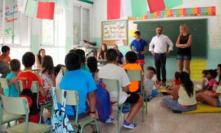 El Equipo de Gobierno de Pepe Moreno fue pionero en instaurar la primera escuela de verano y los comedores escolares