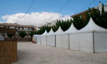 Abierto el plazo para pagar las barracas y parcelas del recinto ferial de Cehegín