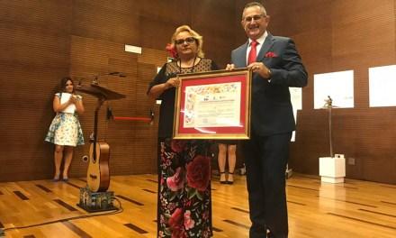 """Aída Gómez, pregonera del Festival del Cante de las Minas: """"La Lámpara Minera es un el eje de muchas carreras brillantes del flamenco"""""""