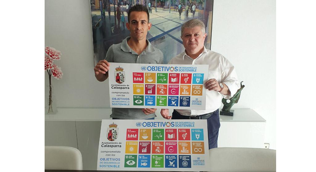 Calasparra se suma a los retos de la Agenda 2030