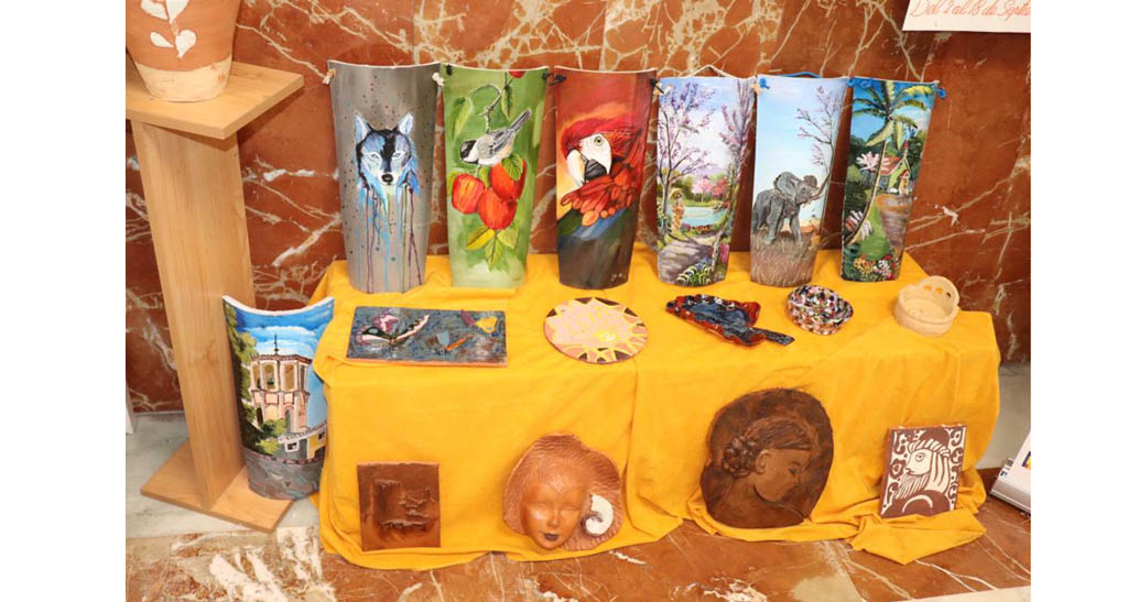 El Jardinico y Betania se unen en una gran exposición colectiva