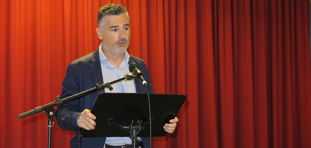 Sergio López Barrancos, director general de Evaluación Educativa y Formación Profesional