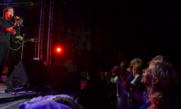 El concierto del Dúo Dinámico cierra con «guinda» la Feria y Fiestas de Calasparra