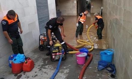 El PP de Caravaca se suma a la petición para que el Gobierno de la Nación declare zona catastrófica la Región de Murcia tras las lluvias torrenciales