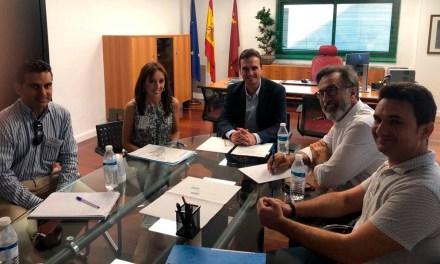 Reunión con el Director General de Energía y Actividad Industrial