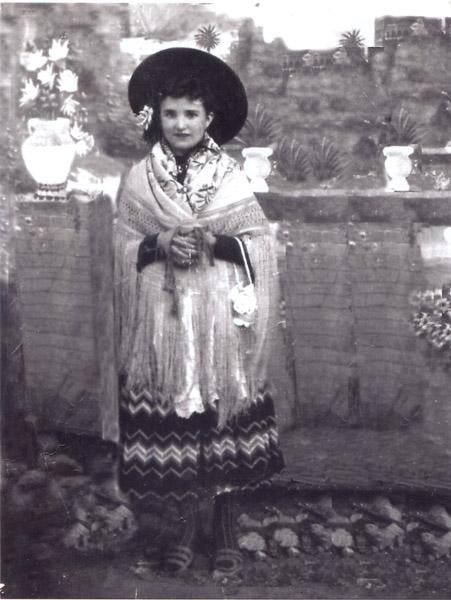 Isabel Llorente huertana