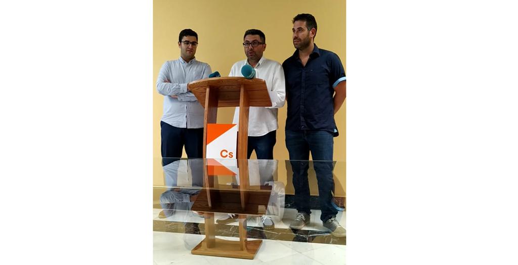 Ciudadanos califica de histórico el proceso de elección de alcaldes pedáneos en Caravaca