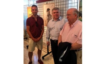 """Presentada la revista """"La Fiesta"""" y las exposiciones artísticas del Club Taurino de Calasparra"""
