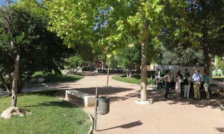 El Ayuntamiento de Caravaca comienza las inversiones en parques y jardines para mejorar su estado y mantenimiento