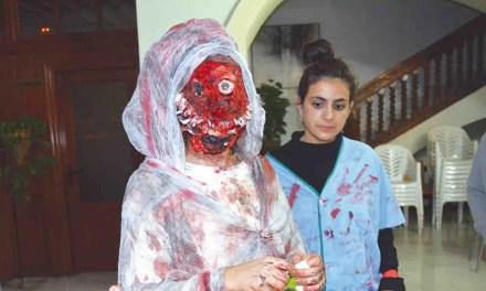 Concurso de escaparates y tapas en Mula con motivo de la celebración de Halloween