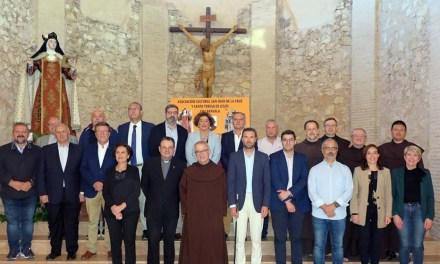 El Convento de los Carmelitas acogió la asamblea constituyente de la refundada Asociación Cultural de San Juan y Santa Teresa de Jesús de Caravaca