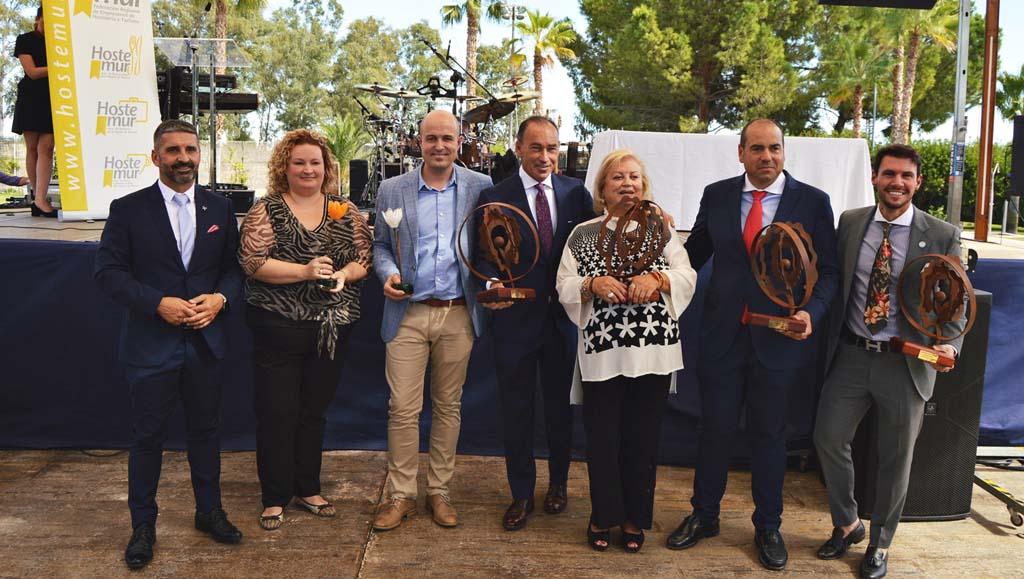 Pepín Liria, distinguido por HOSTEMUR como Murciano Universal
