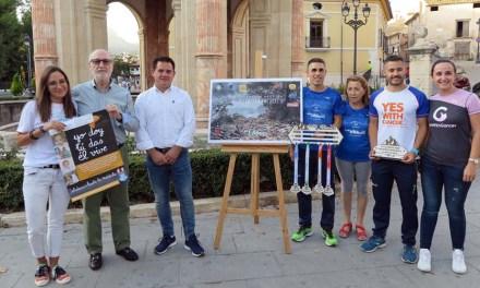 La 'Caravaca Trail Experience' celebra su quinta edición comprometida con el medio ambiente y las causas sociales