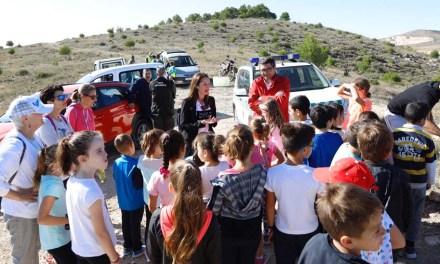 La Concejalía de Medio Ambiente celebrará jornadas de reforestación en colaboración con los centros educativos del municipio