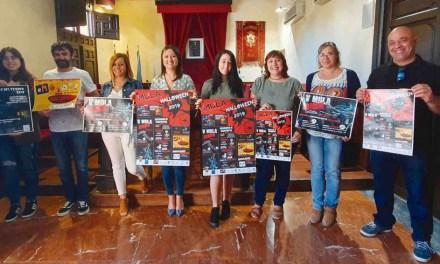 Mula presenta la programación de las actividades organizadas con motivo de la fiesta de Halloween