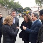 La Comunidad realiza obras de mejora en la carretera que une Lorca con Caravaca de la Cruz