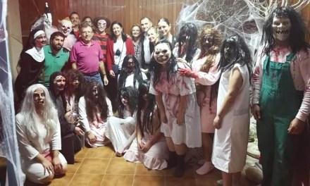 Gran éxito de las actividades con motivo de Halloween de Campos del Río