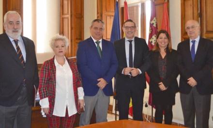 Ayuntamiento y UMU firman un convenio de colaboración para la sede permanente en Pliego