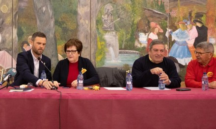 La Asociación de Autocaravanista de la Región de Murcia celebra en Caravaca su asamblea anual con cerca de 300 usuarios