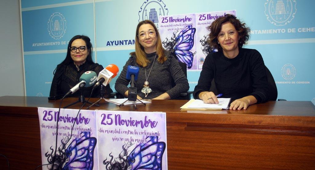 Cehegín, contra la violencia de género